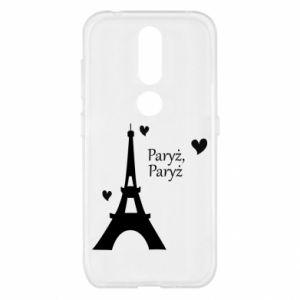Nokia 4.2 Case Paris, Paris
