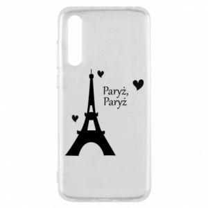 Huawei P20 Pro Case Paris, Paris