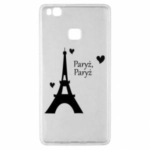 Huawei P9 Lite Case Paris, Paris