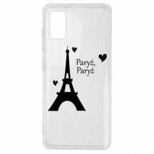 Samsung A41 Case Paris, Paris