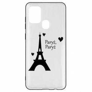 Samsung A21s Case Paris, Paris