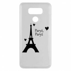 LG G6 Case Paris, Paris