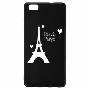 Huawei P8 Lite Case Paris, Paris