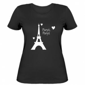 Women's t-shirt Paris, Paris