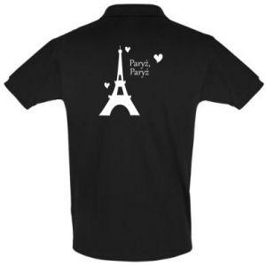 Koszulka Polo Paryż, Paryż