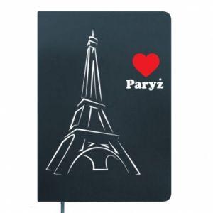 Notes Paryżu, kocham cię