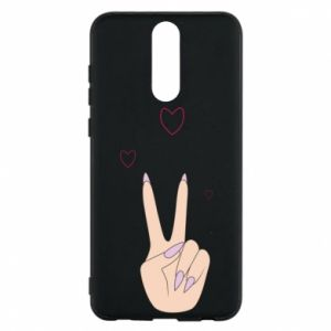 Etui na Huawei Mate 10 Lite Peace and love