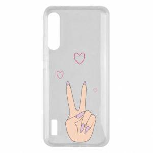 Xiaomi Mi A3 Case Peace and love