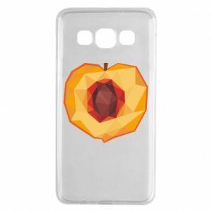 Etui na Samsung A3 2015 Peach graphics