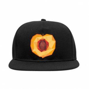 Snapback Peach graphics