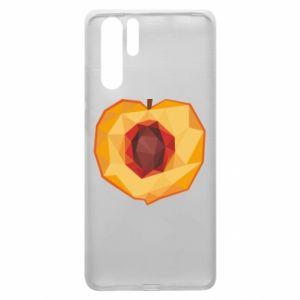 Etui na Huawei P30 Pro Peach graphics
