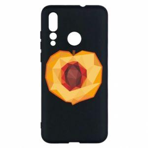 Etui na Huawei Nova 4 Peach graphics