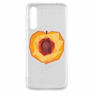 Etui na Huawei P20 Pro Peach graphics