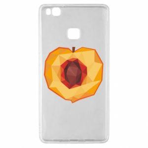 Etui na Huawei P9 Lite Peach graphics