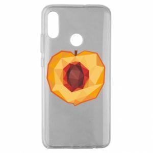 Etui na Huawei Honor 10 Lite Peach graphics