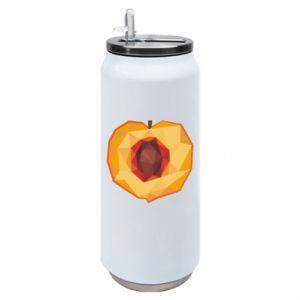 Puszka termiczna Peach graphics