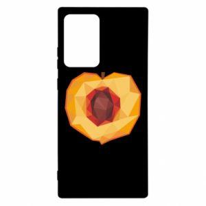 Etui na Samsung Note 20 Ultra Peach graphics