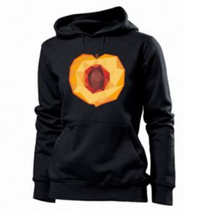 Bluza damska Peach graphics