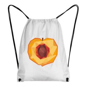 Plecak-worek Peach graphics