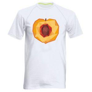 Koszulka sportowa męska Peach graphics