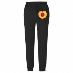 Spodnie lekkie męskie Peach graphics