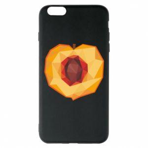 Etui na iPhone 6 Plus/6S Plus Peach graphics