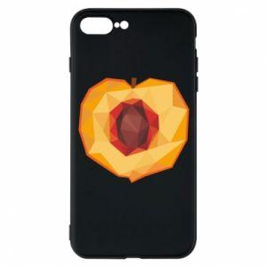 Etui do iPhone 7 Plus Peach graphics