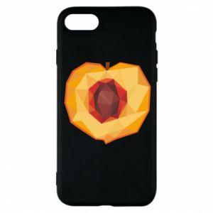 Etui na iPhone 8 Peach graphics