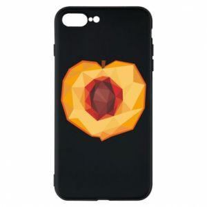 Etui na iPhone 8 Plus Peach graphics