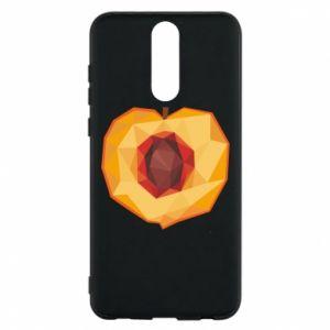Etui na Huawei Mate 10 Lite Peach graphics