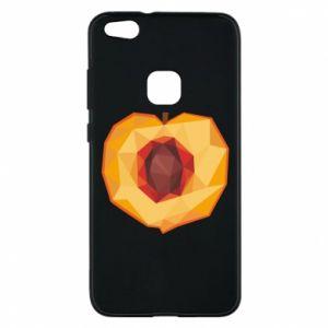 Etui na Huawei P10 Lite Peach graphics