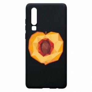 Etui na Huawei P30 Peach graphics