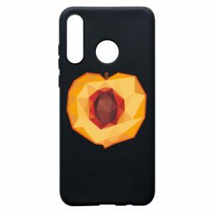 Etui na Huawei P30 Lite Peach graphics