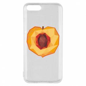 Etui na Xiaomi Mi6 Peach graphics