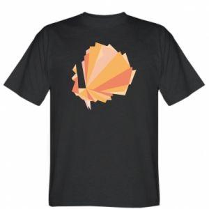 T-shirt Peacock Abstraction - PrintSalon