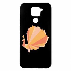 Etui na Xiaomi Redmi Note 9/Redmi 10X Peacock Abstraction