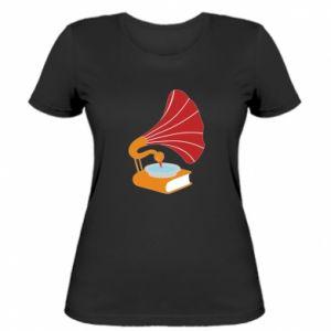 Damska koszulka Peacock