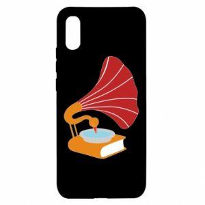 Etui na Xiaomi Redmi 9a Peacock