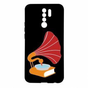 Etui na Xiaomi Redmi 9 Peacock