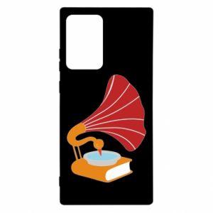 Etui na Samsung Note 20 Ultra Peacock