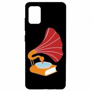 Etui na Samsung A51 Peacock