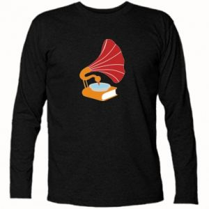 Koszulka z długim rękawem Peacock