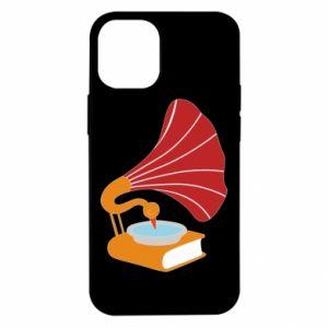 Etui na iPhone 12 Mini Peacock