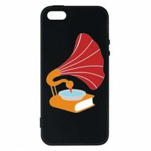 Etui na iPhone 5/5S/SE Peacock