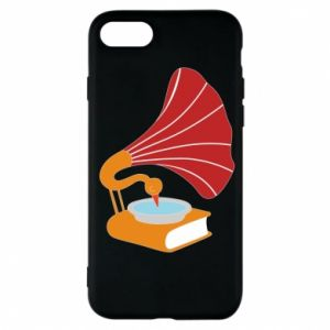Etui na iPhone 7 Peacock