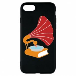 Etui na iPhone 8 Peacock