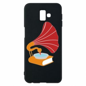 Etui na Samsung J6 Plus 2018 Peacock