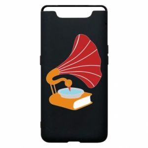Etui na Samsung A80 Peacock