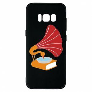 Etui na Samsung S8 Peacock