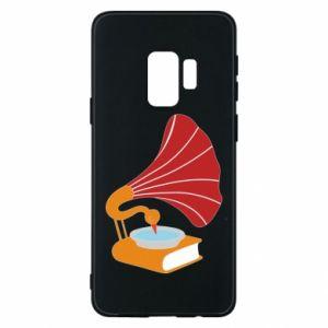 Etui na Samsung S9 Peacock
